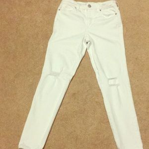 Aeropostale high waisted ankle Jegging